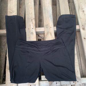 Mountain Hardwear boot cut leggings